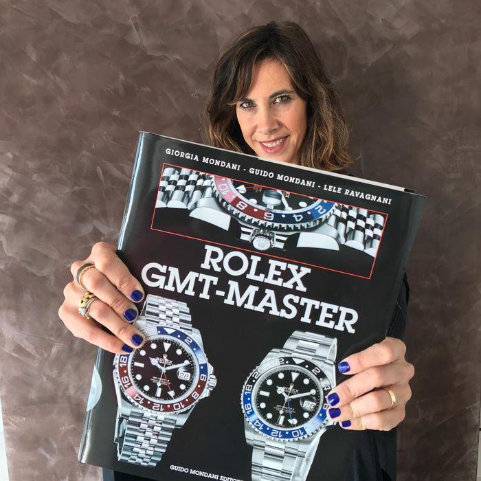 Giorgia Mondani Rolex books