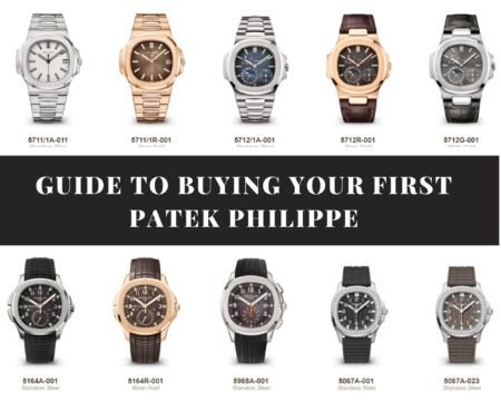 Guide to buying your first patek philippe