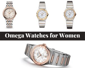 Top 4 Omega Watches for Women You Can Buy Today