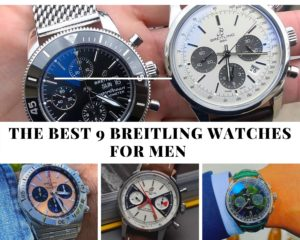 The 9 Best Breitling Watches for Men You Can Buy 2021