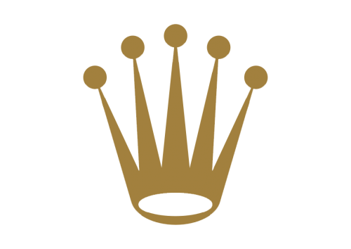 rolex crown logo