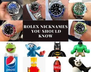 Rolex Nickname Guide You Should Know