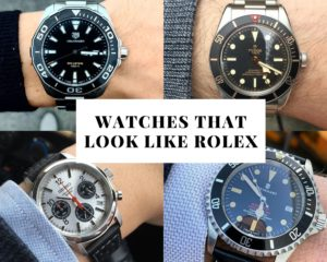 7 Watches That Look Like Rolex: Alternatives that won't break your bank