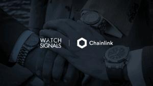WatchSignals Launches Chainlink Node on Mainnet to Bring Luxury Watch Market Data On-Chain