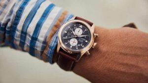 Wrist Sizes and Watch Straps